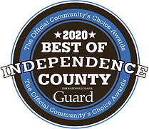 best of independence county award