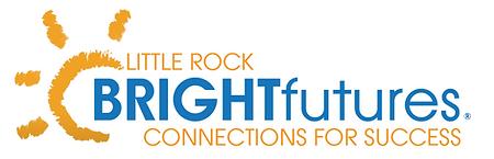 Little Rock Bright Futures logo