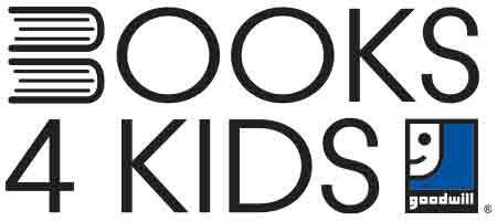 Books 4 Kids logo