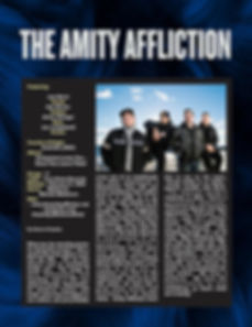 The Amity Affliction - Everyone Loves Yo