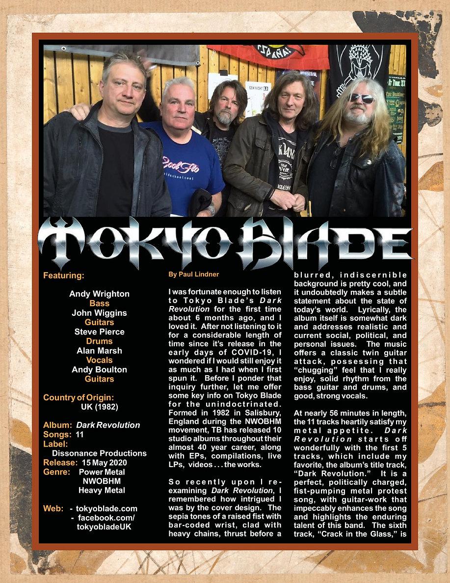 Tokyo Blade -  Dark Revolution -page-001