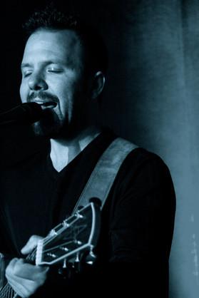 Album Cover Nathan Johnson