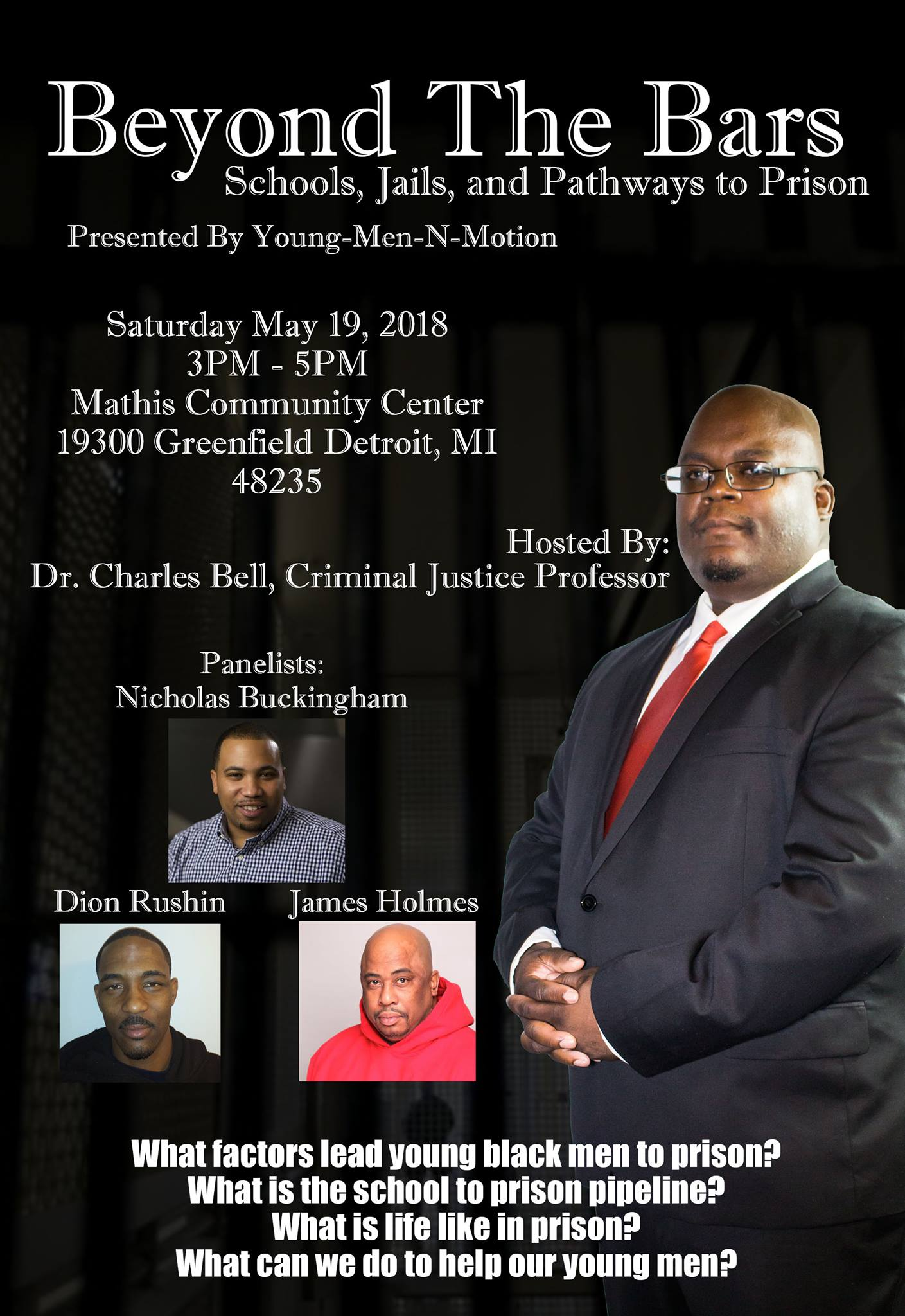 Dr. Bell's Mass Incarceration Series