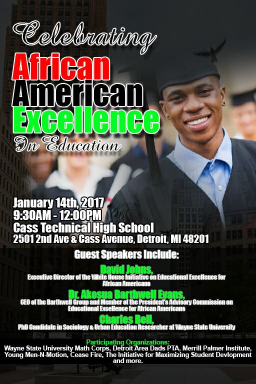 Dr. Bell hosts African American Excellent Event