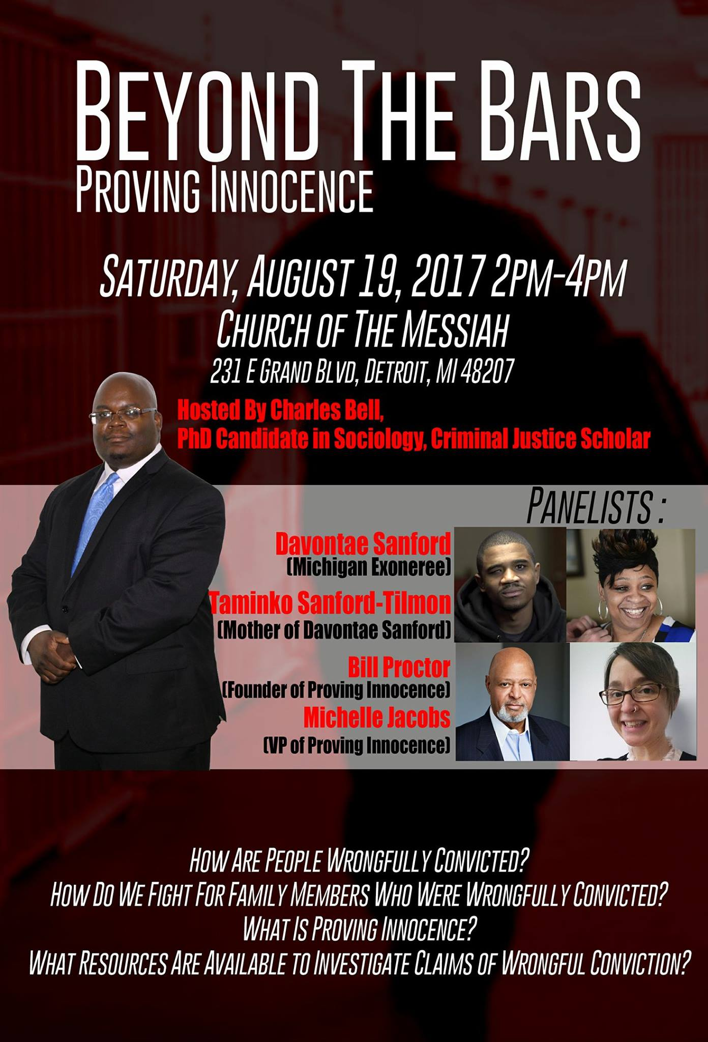 Dr. Bell's Wrongful Conviction Series