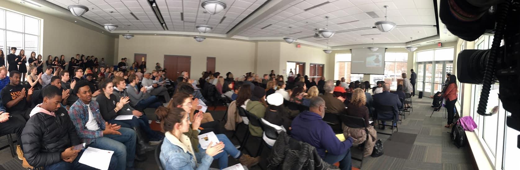 Kalamazoo College Speaking Event