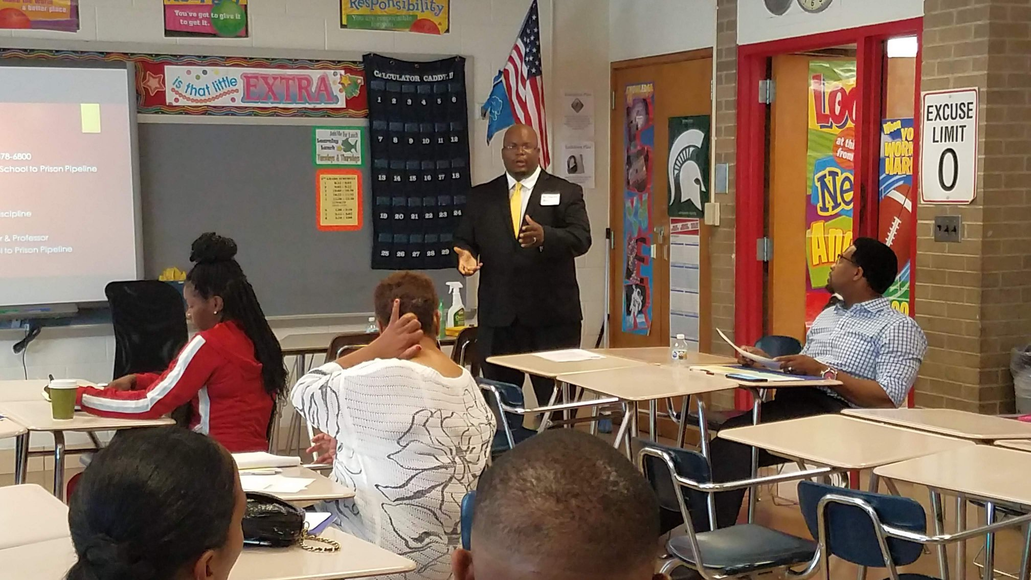 Dr. Bell Speaking At Oakland County Parent Expo