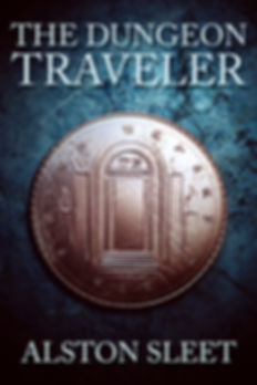 The Dungeon Traveler - Cover
