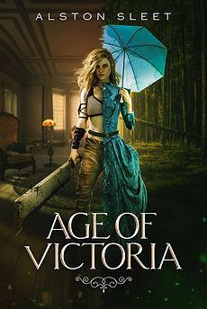 Age of Victoria - Cover