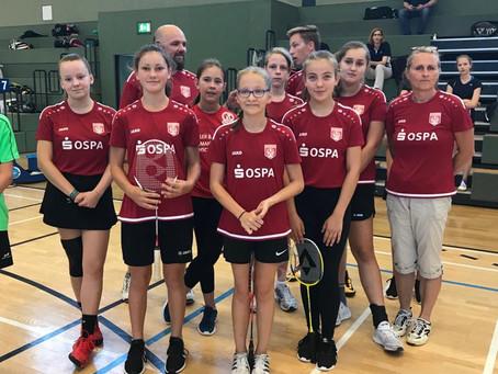 6. Güstrower Kinder- und Jugendpokal im Badminton