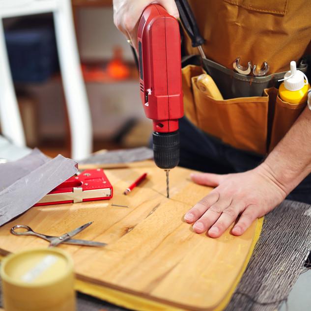 Etudiants à une profession nécessitant des compétences en mécaniques