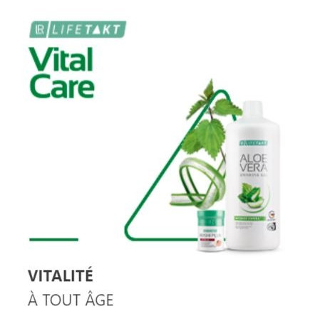 La vitalité à tout âge