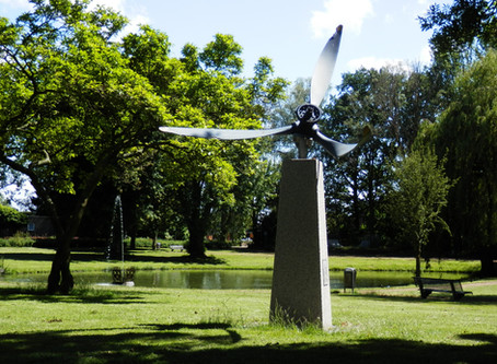Guy Gibson, 617 Squadron & the Dam Busters Trail, Steenbergen