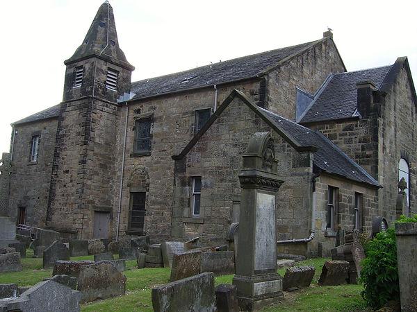 new monkland churchyard