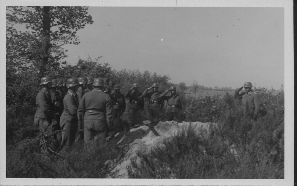 Crash of 44 squadron Hampden 1940 Oosterhout