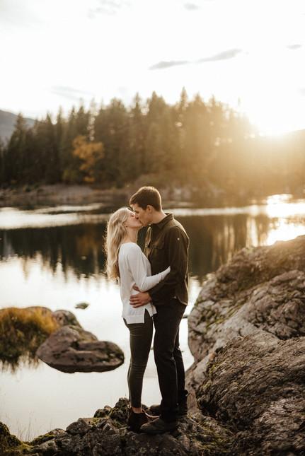 Kootenay Engagement Photographer