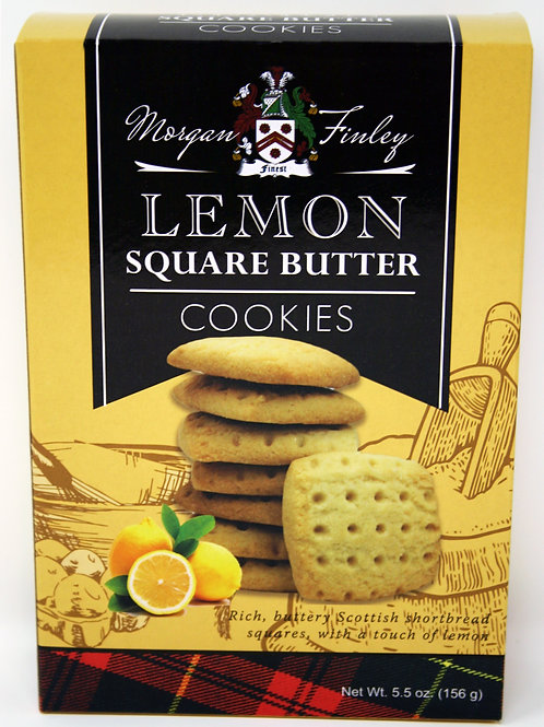 #8707 5.5oz Morgan Finley Lemon Cookies 12/Case $3.00@