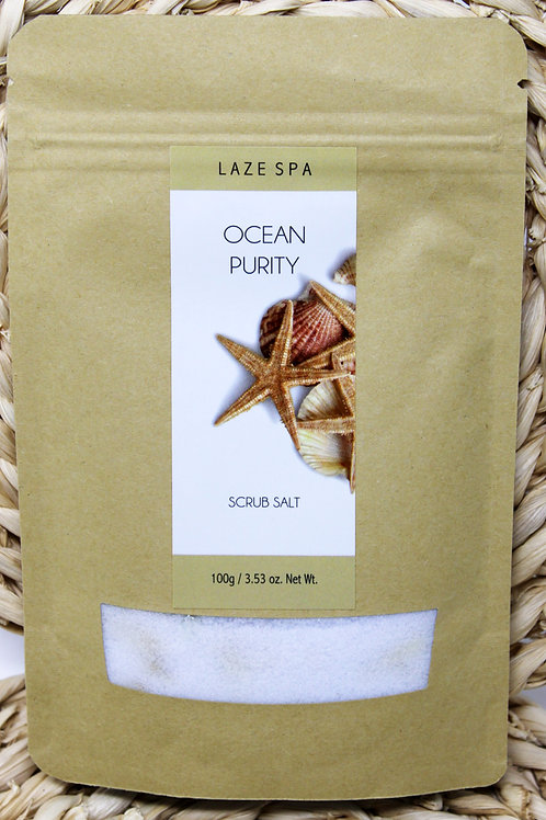 LS403 - 3.53oz Ocean Purity Scrub Salt only $2.25@order your stock for Christmas