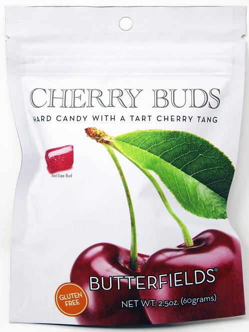 BF009 2.5oz Butterfields Cherry Buds 24/Case $1.99 each $47.76/Case  Butterfield