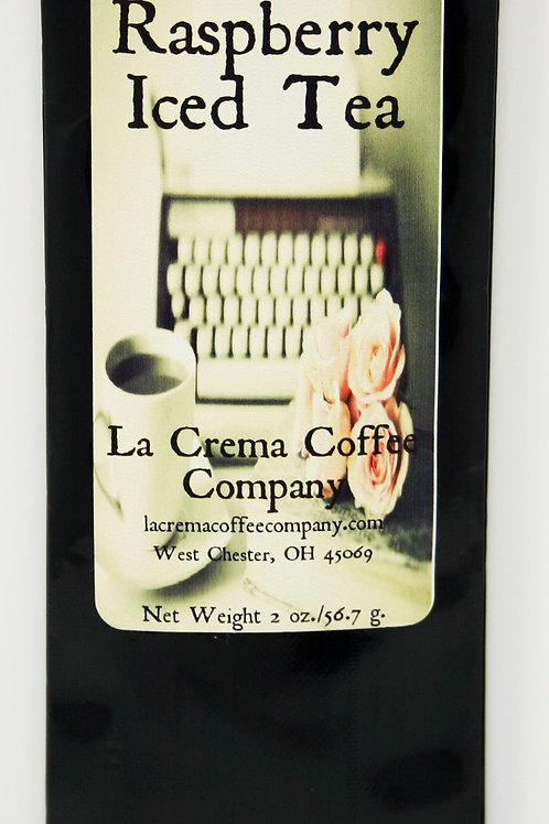 #3078 2oz Raspberry Tea Mix Vintage Look 12/Case $2.50 each
