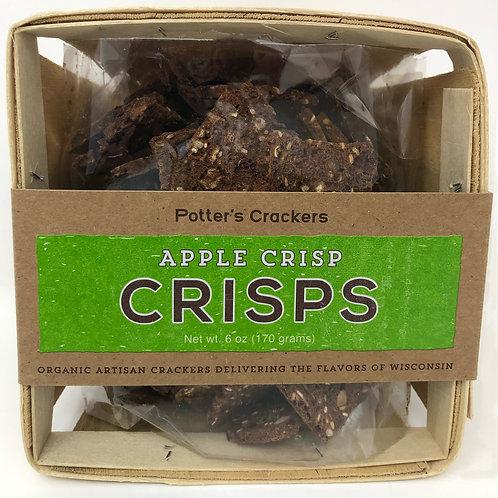 7601 6oz Potter's Crisps Apple Crisp 12/case $5.25 each