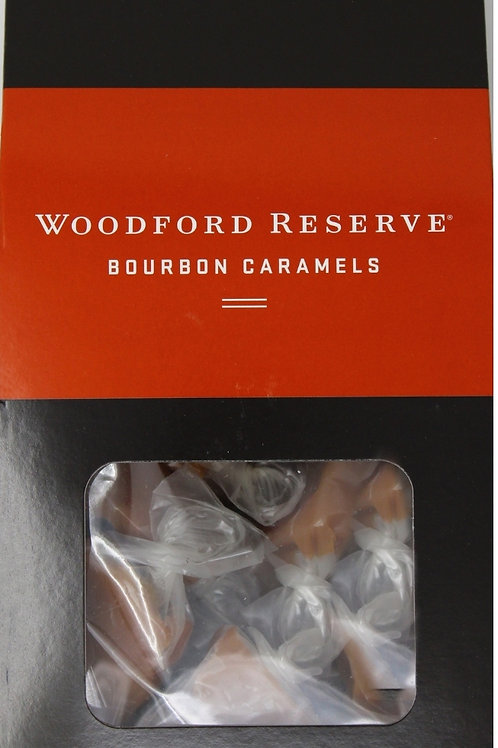 #RH002 8oz Woodford Reserve Bourbon Caramels 5/Case $9.99@  NEW
