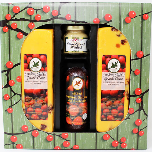 #Gift192 Cranberry Festival Gift Set only $11.99@ case 6 LIMITED
