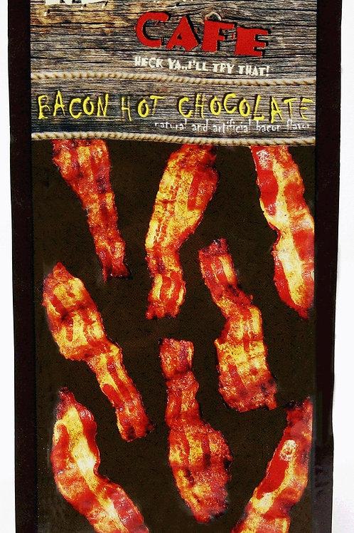 #2509 Redneck Cafe Bacon Hot Chocolate $1.29@ case 20