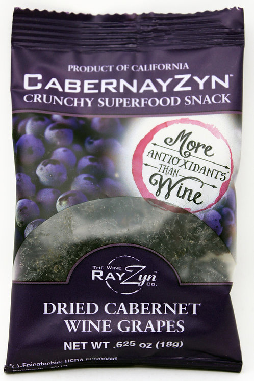 #2900 .625 CabernayZyn 25/case $0.90 each