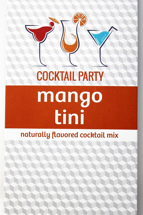 #2543 3oz Mango Tini Cocktail Party Mix 6/case $2.95 each McSteven's $17.70