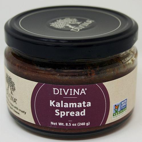 #8097 8.5 oz Kalamata Olive Spread 6/cs $4.79 @ = $28.74/Case