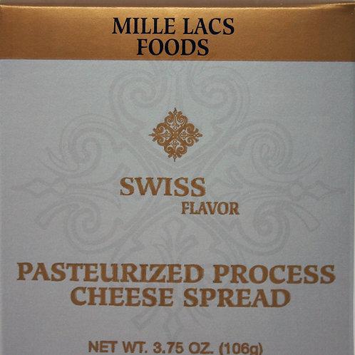 #ML43248 Classic Swiss Boxed Cheese Spread 48/cs $1.40 each $67.20/cs