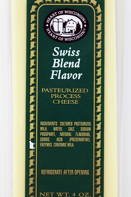 ML43224 4oz Swiss Blend Flavor Bar Kosher 36/Case $1.84 each $66.24/Case
