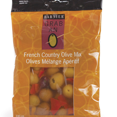# 8072 4.4OZ FRENCH COUNTRY OLIVE MIX $3.14@ case 12 = $37.68