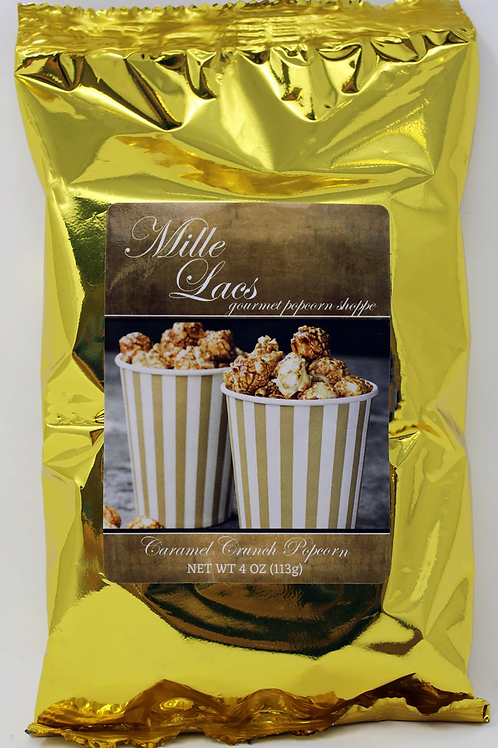 #ML40101 4oz Caramel Crunch Popcorn Bag 12/case $1.90 each