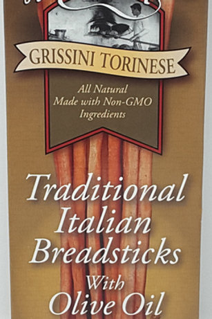 #ML43343 4.40oz Olive Oil Breadsticks 10/cs $1.85each  $18.50/cs