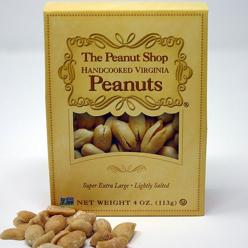 #2603 4oz Hand Cooked Virginia Peanuts  $3.19@ 12/Case