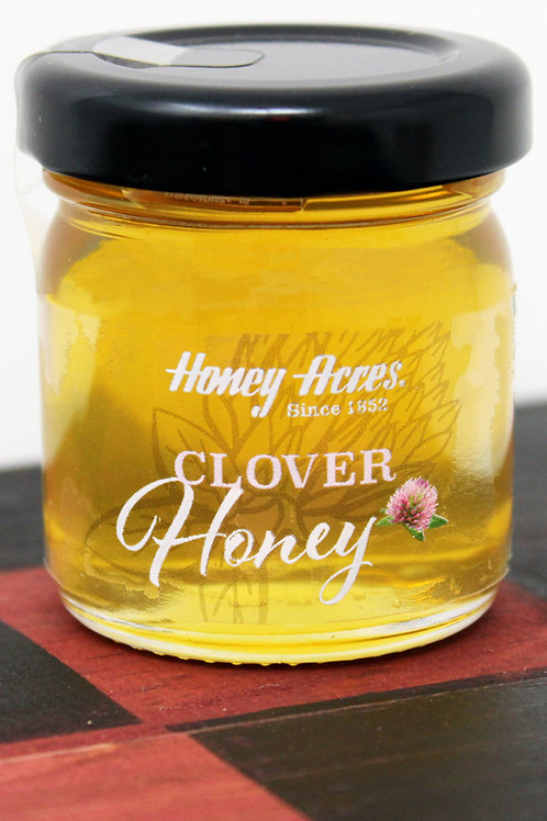 #8158 - 1/5oz Clover Honey - perfect size by Lost Acres $2.28@
