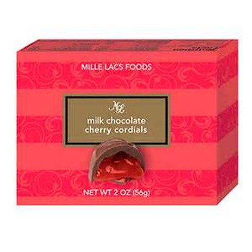 #ML48576 - 2oz Milk Chocolate Cherry Cordials only $1.00@ case 24