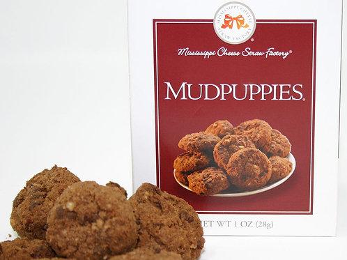 #8213 MudPuppies Cookies 1oz box - $1.50@ case 36
