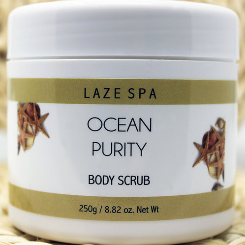 #LS402 - 8.82oz Ocean Purity Body Scrub only $3.99@ great spa wholesale product