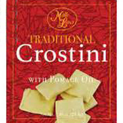 #ML43335 1.05oz Traditional Crostini Crackers  24/case $1.00@