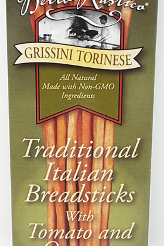#ML43342 4.40oz Tomato and Oregano Breadsticks 10/cs $1.85 each  $18.50/cs