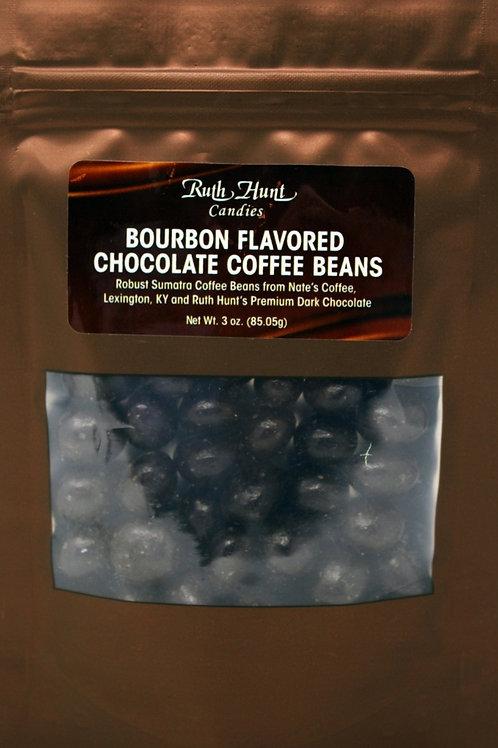 """NEW"" #RH001 3oz Bourbon Dark Chocolate Coffee Beans (NEW PRODUCT) $3.99@"