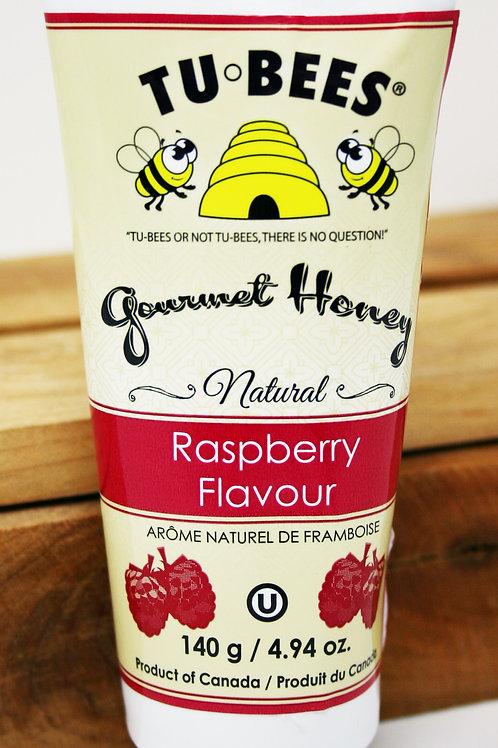 #9304 4.94oz Raspberry Honey Tubes 12/Case $5.00@