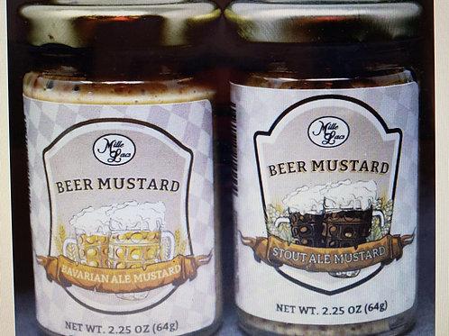 #ML43175 2.25oz Beer Mustard Assortment - $1.30@ case 36