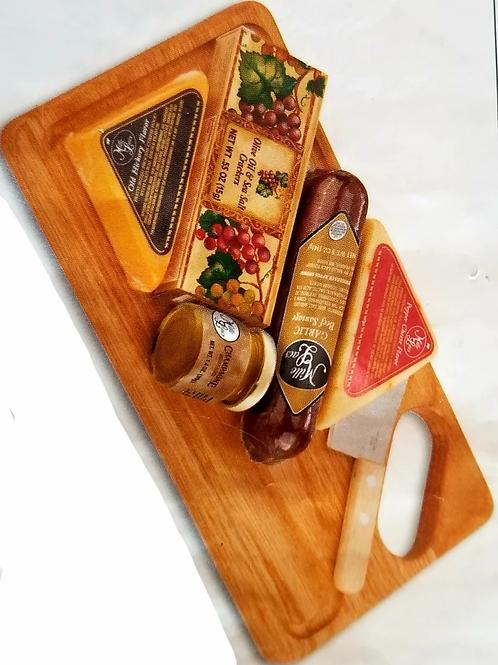 #ML7007 Tuscan Cheese Board 6/cs $11.35 each