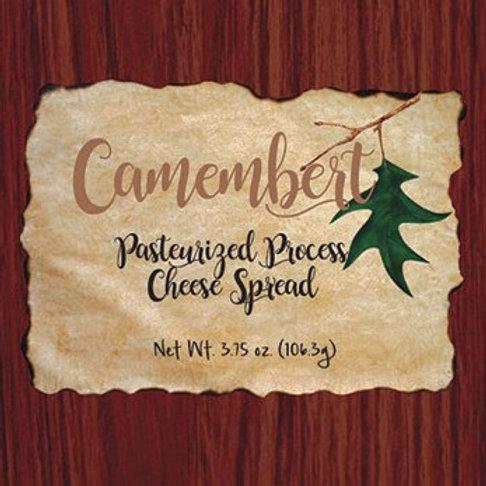 #1138 Wood Grain Camembert Cheese Spread Box $1.95@ case 48