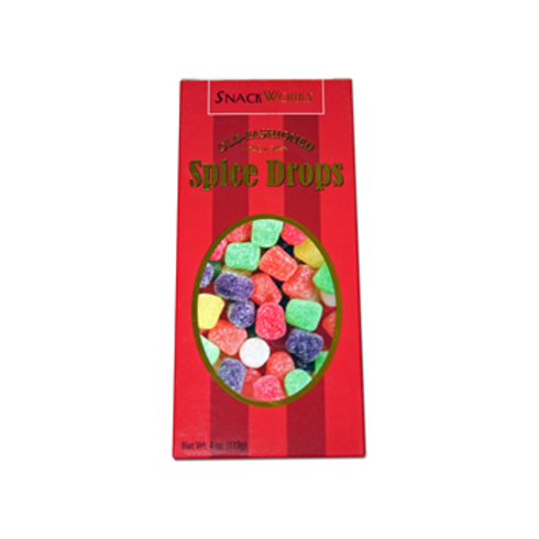 #6155 SnackWorks Spice Drops - 4oz - $1.93@ case 24