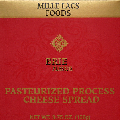 #ML43256 3.75oz Classic Brie Boxed Cheese Spread 48/cs. $1.40 each $67.20/cs.